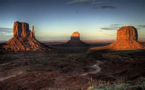 46 Desert Landscape Wallpaper On Wallpapersafari