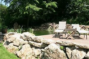 naturstein im garten robust und vielfaltig haas galabau With französischer balkon mit garten natursteine