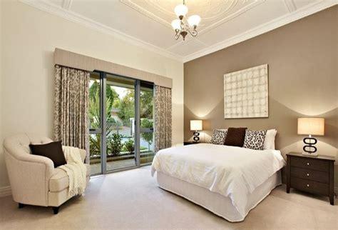 Schlafzimmer Beige Wand beige wandfarbe 40 farbgestaltungsideen mit der