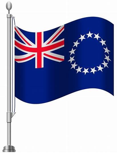 Flag Clip Cook Islands Clipart Flags Clipartpng