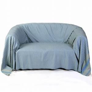 jete de canape gris perle hoze home With tapis de course pas cher avec jetes de canapes