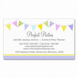 12 best event planner business cards images on pinterest for Party planners business cards