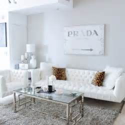 white sofas creating clean condition for interior design