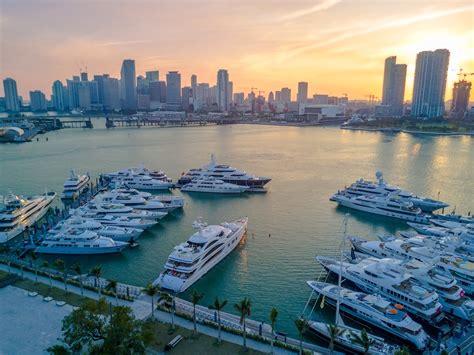 Miami Sailboat Show 2018 by Miami Yacht Show 2018 Iyc