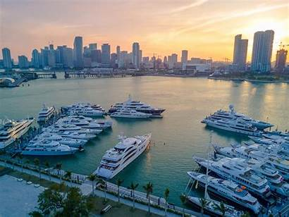 Miami Yacht Boat Expected Than During Iyc