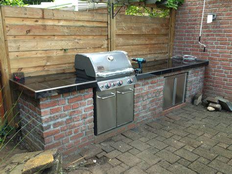 aussenküche grill außenküche mit integriertem weber genesis s330 seite 3 grillforum und bbq www