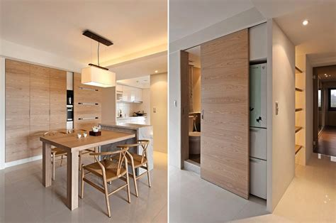 kitchen diner layout interior design ideas