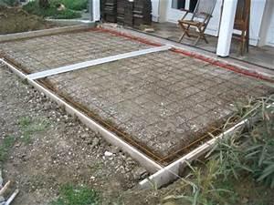 re ouverture chantier blog de paulo With faire un joint de dilatation terrasse