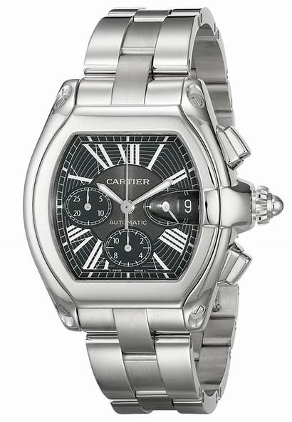 Cartier Watches Roadster Mens Rolex Jewelry Discover