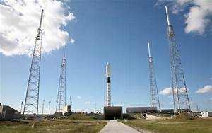 Spacex Rocket Launch Pad Photo 3