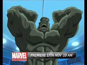 Ultimate Avengers 2 Hulk Sell Eng - YouTube
