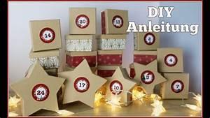 Adventskalender Basteln Für Kinder : adventskalender f r kinder basteln gabelschereblog youtube ~ Eleganceandgraceweddings.com Haus und Dekorationen