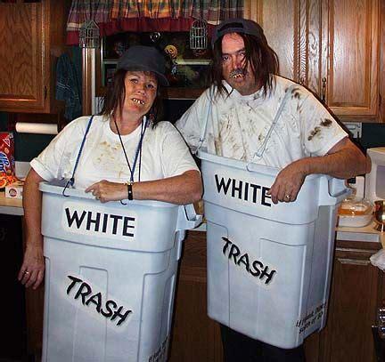foto de White Trash Can Costume Thread: Holloween Costume Ideas
