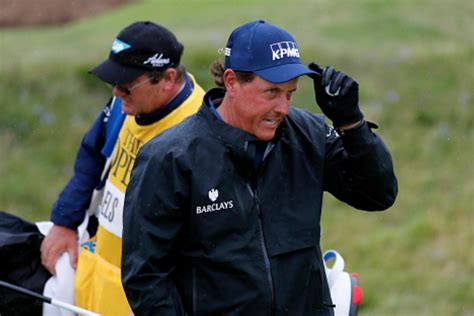Why in the world does Phil Mickelson have a binder clip on ...