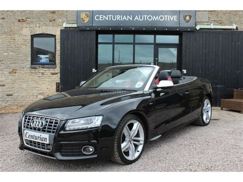convertible audi used used 2010 audi s5 convertible black edition quattro 2dr s