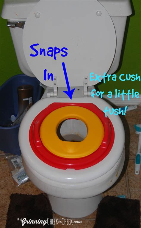 mickey mouse potty chair potty tips grinning cheek to cheek