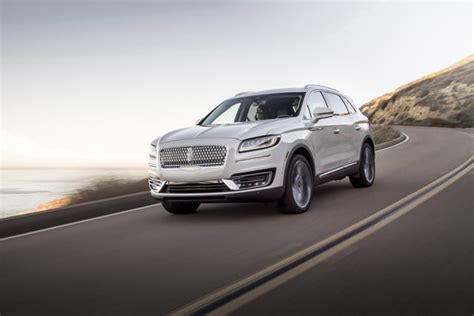 2019 ford nautilus 2019 lincoln nautilus official photos details and