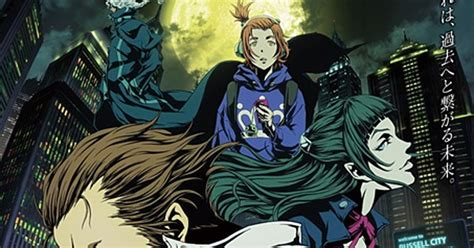 vanishing  anime revealed   garo anime premieres