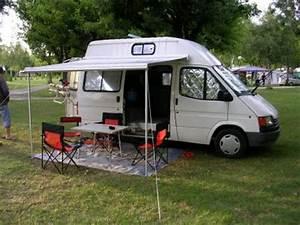 Camping Car Ford Transit Occasion : fourgon ford transit am nag camping car moto plein phare ~ Medecine-chirurgie-esthetiques.com Avis de Voitures
