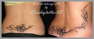 Tatouage Bas Dos Femme : tatouage hanche femme agr able modele de tatouage hanche femme tatoo femme sur hanche o k ~ Dallasstarsshop.com Idées de Décoration