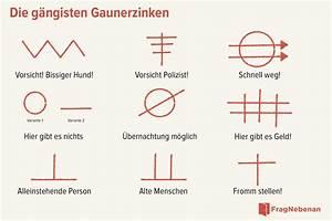 Einbrecher Symbole Bedeutung : gaunerzinken was tun fragnebenan ~ Buech-reservation.com Haus und Dekorationen