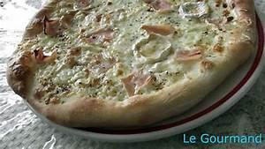 Recette Pizza Chevre Miel : recette de pizza ch vre miel de thym ~ Melissatoandfro.com Idées de Décoration