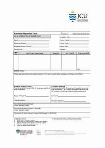 12 Requisition Form Templates