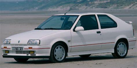 renault car 1990 1990 renault r19 16v phase i sport car technical