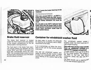 1979 Volkswagen Rabbit Owners Manual Page 68