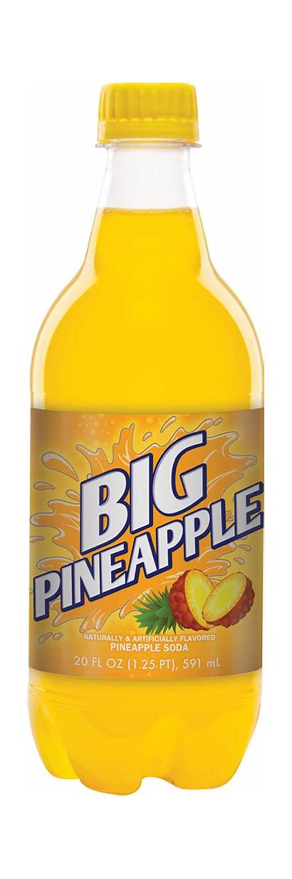 Pineapple Facts Bottle Nutrition Serving Daily Bigred