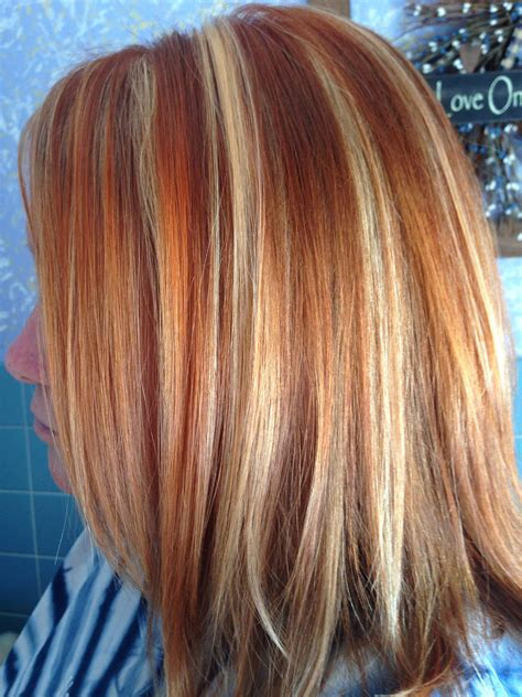 Foils Hairstyles by Copper And Foils S Hair Creations Copper