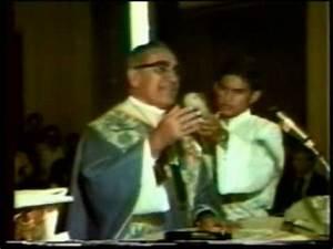 Archbishop Oscar Romero Assassination El Salvador 1980