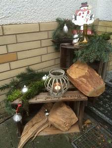 Weinkisten Aus Holz : die 10 minuten weihnachtsdeko so geht s wohn blogger ~ Michelbontemps.com Haus und Dekorationen