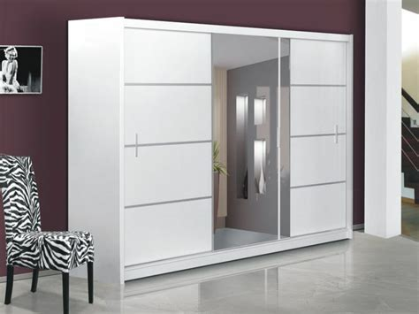 Big Wardrobe With Mirror by Modern Bedroom Sliding Door Wardrobe With Mirror Vista