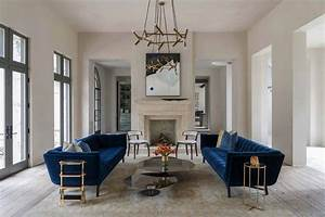 Texan, Home, Features, Exquisite, French, Normandy, Style, Interior