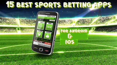 15 Best sports betting apps for Android & iOS | Free apps ...