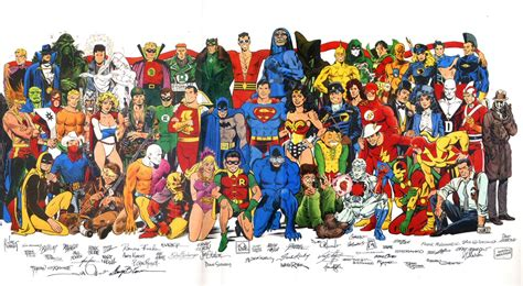 Dc Comics Of The 1980s