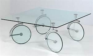 Table Basse En Verre Design Italien : table verre marque italienne ~ Melissatoandfro.com Idées de Décoration