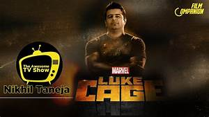 The Awesome TV Show Ep 8   Luke Cage + Awesome TV on TV ...