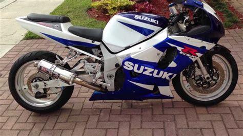 2002 Suzuki Gsxr by 2002 Suzuki Gsxr 750 Sale