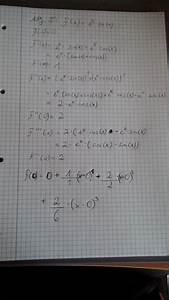 Taylorpolynom Berechnen : taylorpolynom taylorpolynom dritten grades f x e x sin x mathelounge ~ Themetempest.com Abrechnung