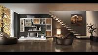 living room design ideas Living Room Stairs Home Design Ideas ! Staircase design ...
