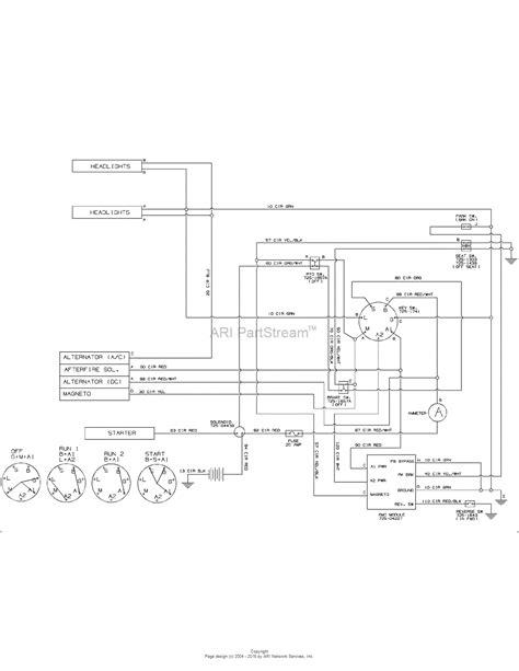 troy bilt 13wv78ks011 bronco 2015 parts diagram for