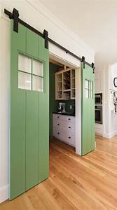 rolling barn style doors fine homebuilding With barn style roller doors