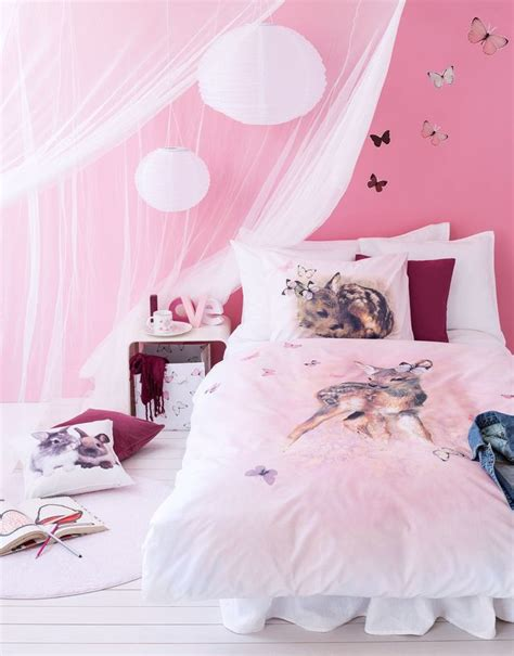 chambre petite fille rose  exemples pour sinspirer