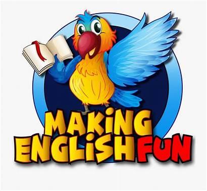 English Fun Cartoon Making Clipart Clipartkey