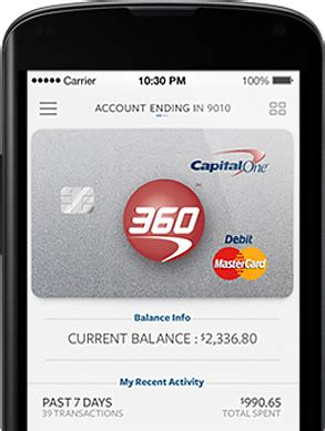 Sep 15, 2020 · and eno, your capital one assistant, can also help by providing virtual card numbers, which keep working even if you get a new credit card. Capital one replacement debit card - Best Cards for You