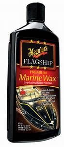 Meguiars Flagship Premium Marine Wax is formulated to ...