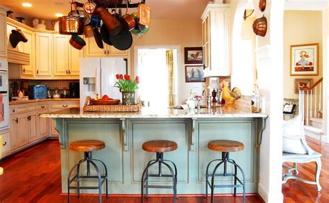 country industrial kitchen designs guide to choosing the right kitchen counter stools 5982