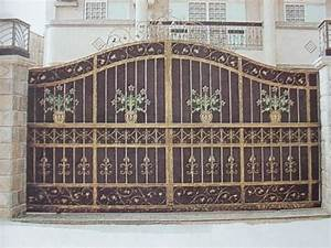 house gate designs iron gate for homevilaparkgarden With iron gate designs for homes